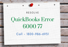 Photo of How to fix Quick-books Error 6000